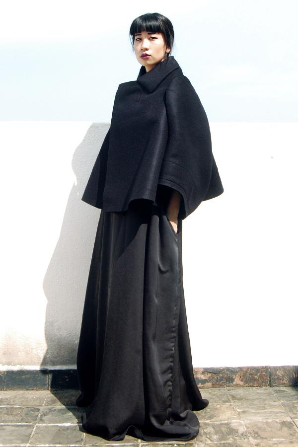 Comme des Garçons Paper Doll FW2012 | The Rosenrot | For The Love of Avant-Garde Fashion