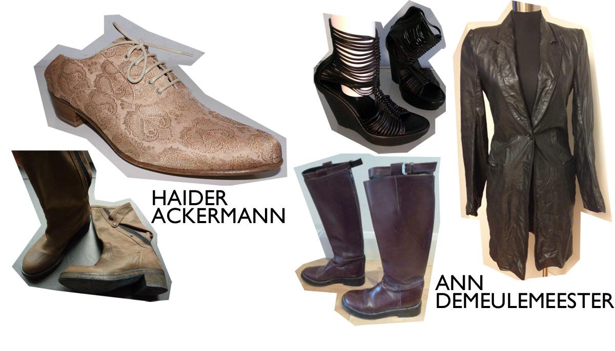 Shopping for The Belgians via The Rosenrot   For The Love of Avant Garde Fashion