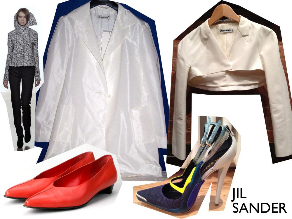 Shopping for Jil Sander via The Rosenrot   For The Love of Avant Garde Fashion