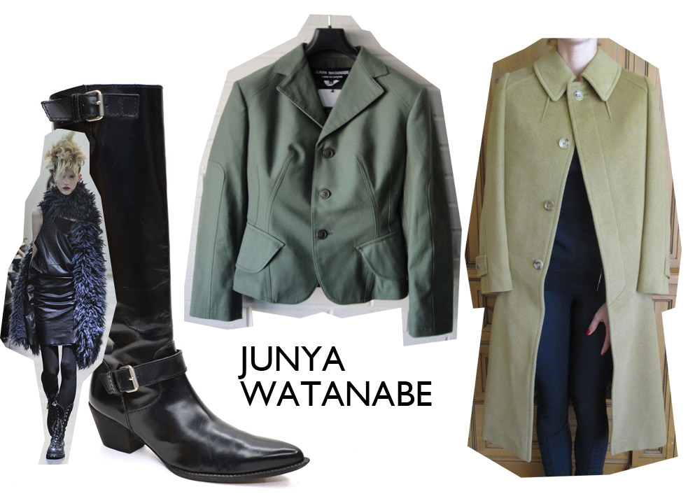 Shopping for Junya Watanabe via The Rosenrot | For The Love of Avant Garde Fashion