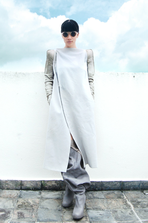 Rick Owens via The Rosenrot | For The Love of Avant-Garde Fashion