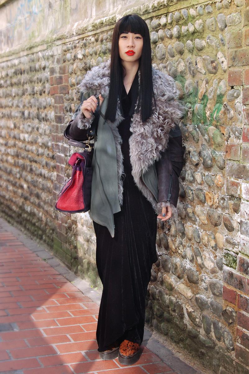 Balenciaga via The Rosenrot | For The Love of Avant-Garde Fashion