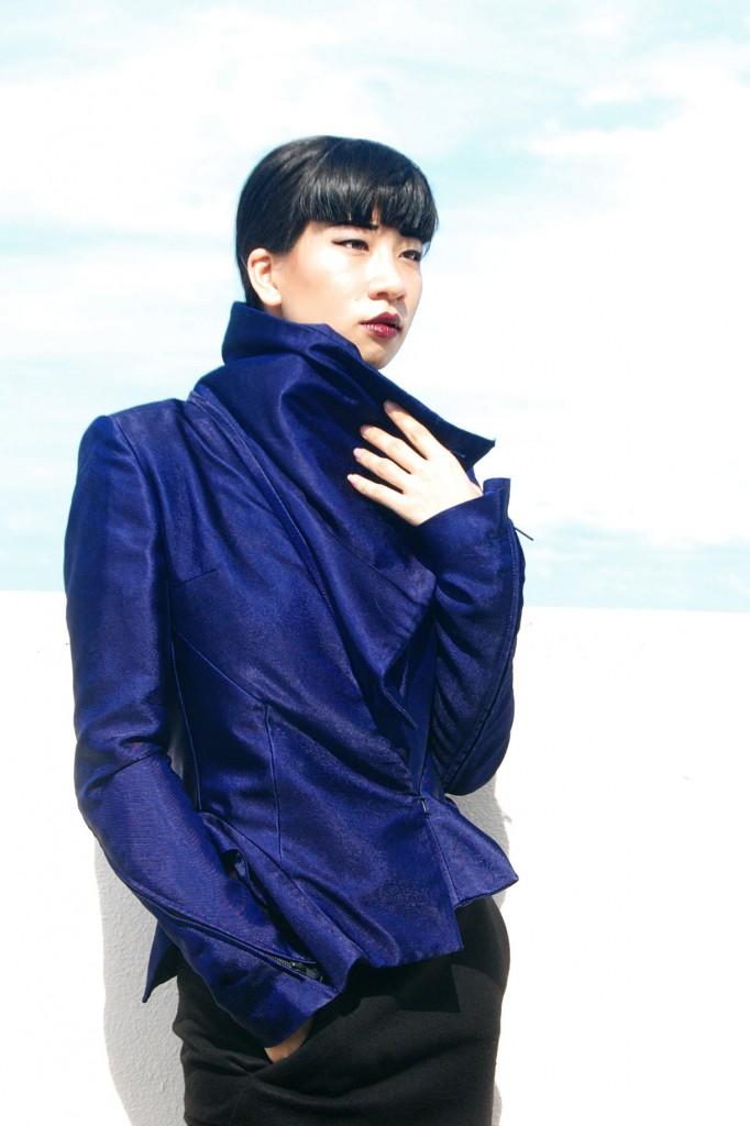 Ann Demeulemeester via The Rosenrot   For The Love of Avant-Garde Fashion