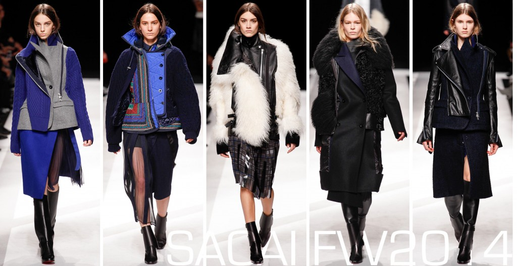 Sacai via The Rosenrot | For The Love of Avant-Garde Fashion