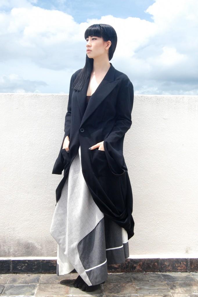 Yohji Yamamoto via The Rosenrot   For The Love of Avant-Garde Fashion