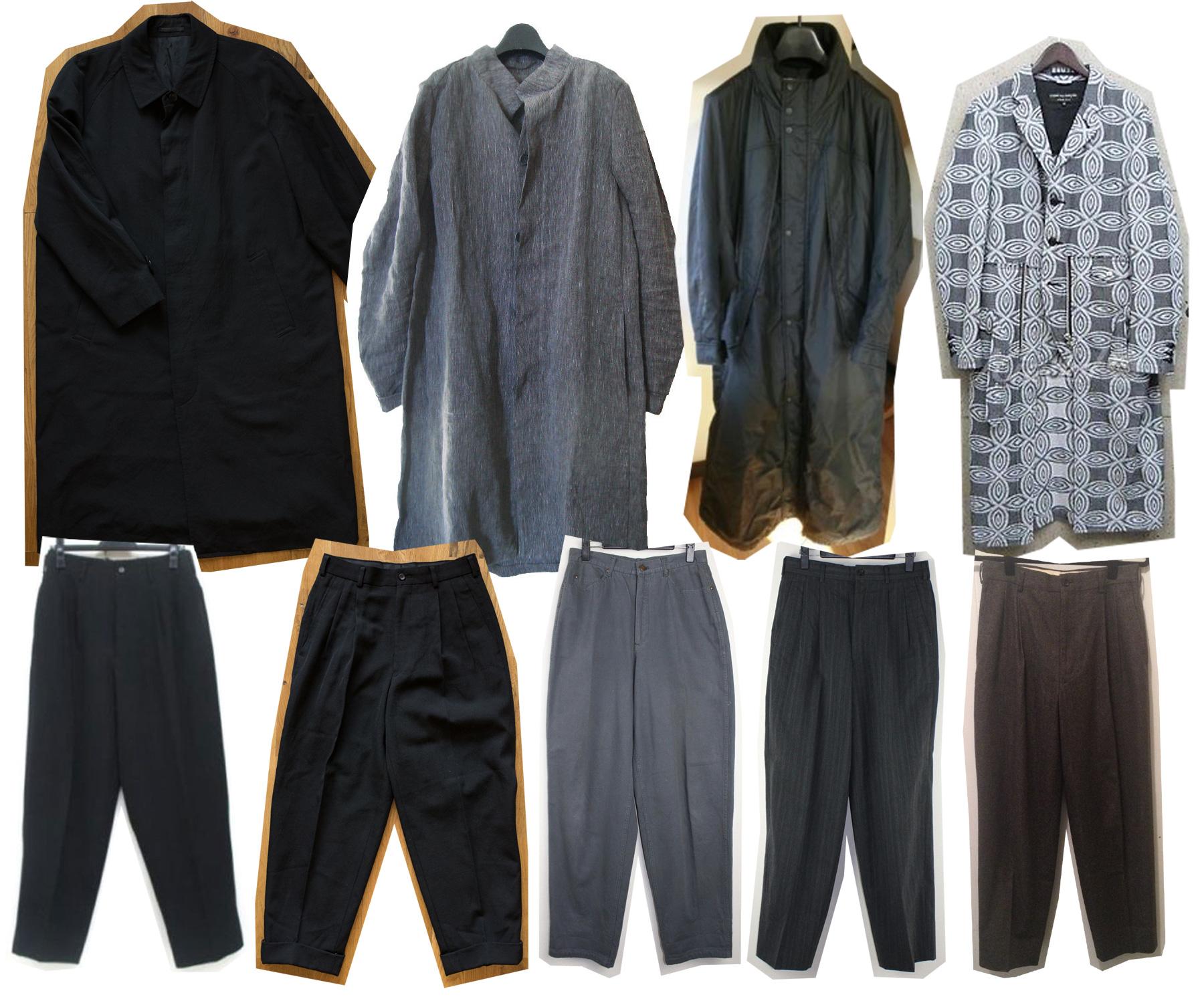 Long Coat Mafia via The Rosenrot | For The Love of Avant-Garde Fashion