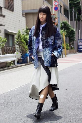 Reworked Boro Chore Jacket