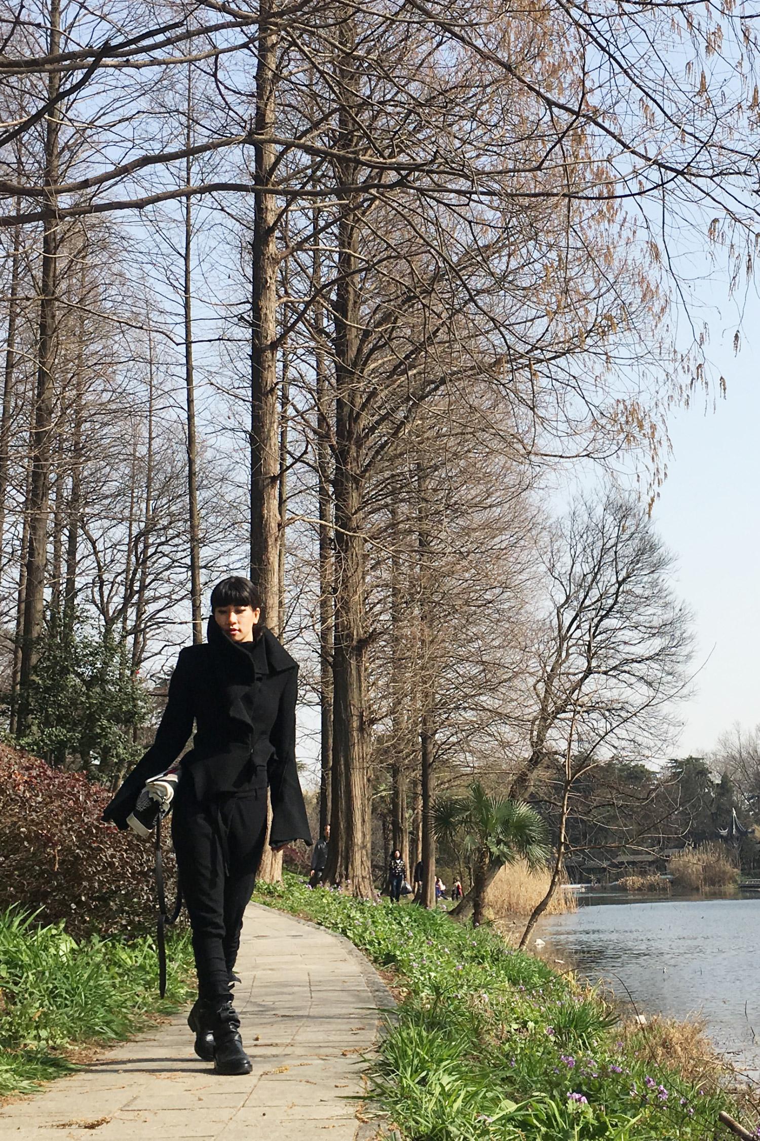 Ann Demeulemeester Jacket in Nanjing