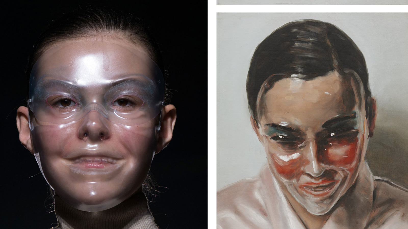 Undercover borremans Mask