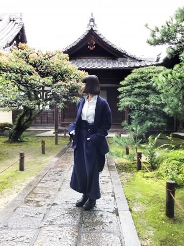 Yohji Yamamoto Suit