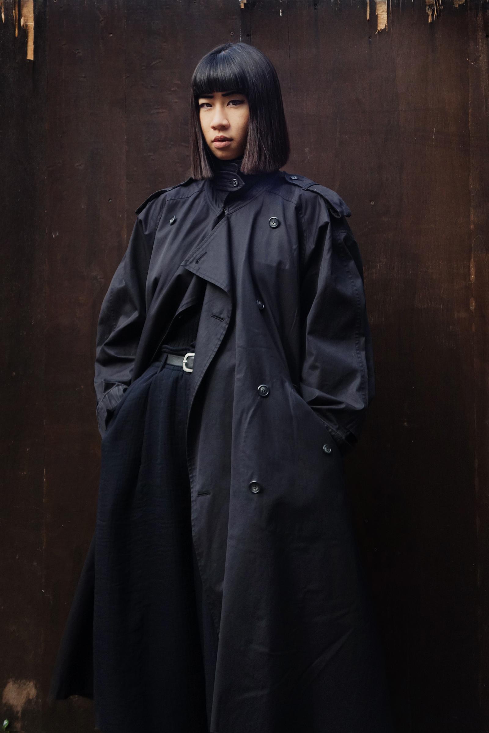 Issey Miyake Vintage Trench Coat