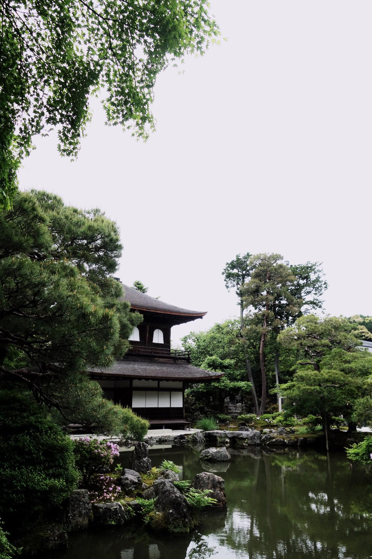 Kyoto Ginkakuji