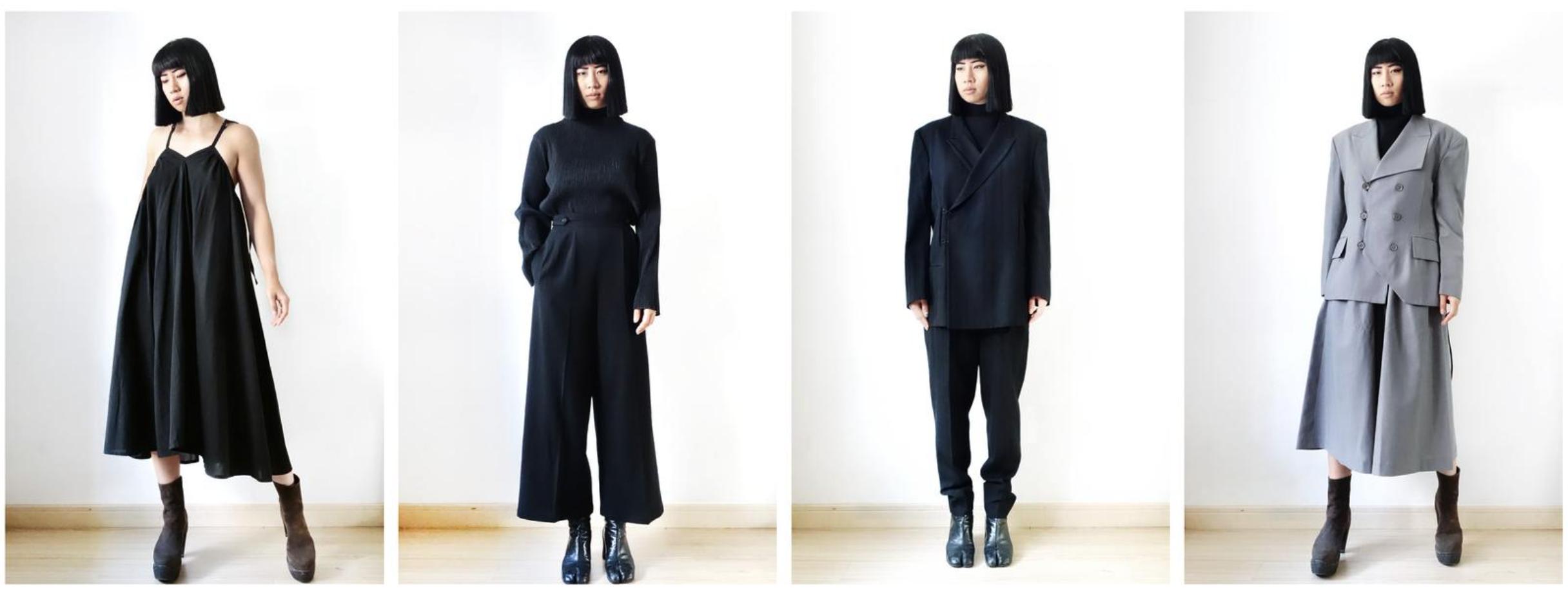 YOHJI YAMAMOTO x ROSEN-STORE.COM