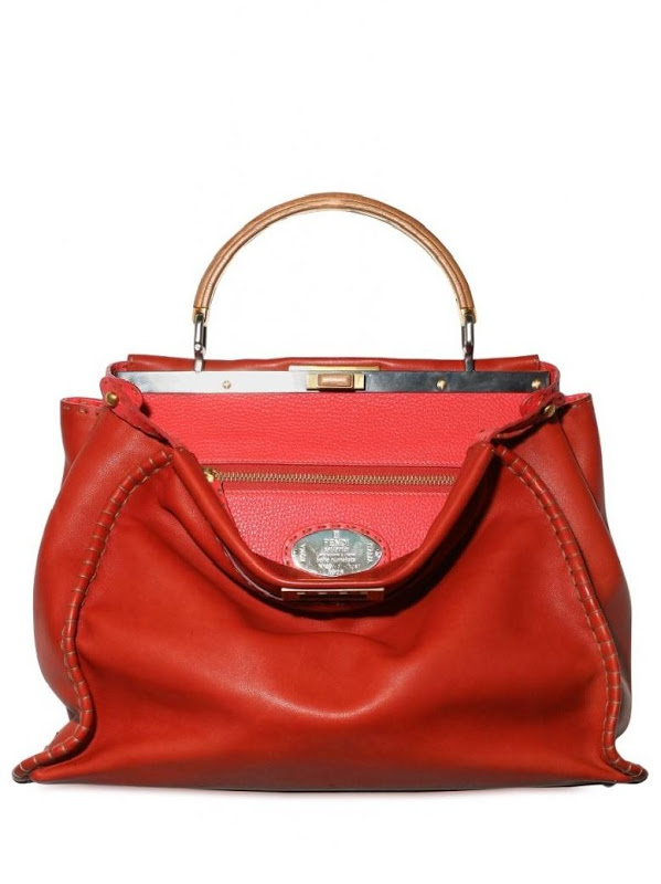 Fendi+Red+Peekaboo