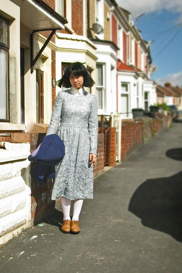 guipure-dress