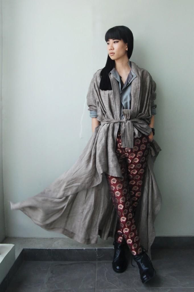 Haider Ackermann via The Rosenrot   For The Love of Avant-Garde Fashion