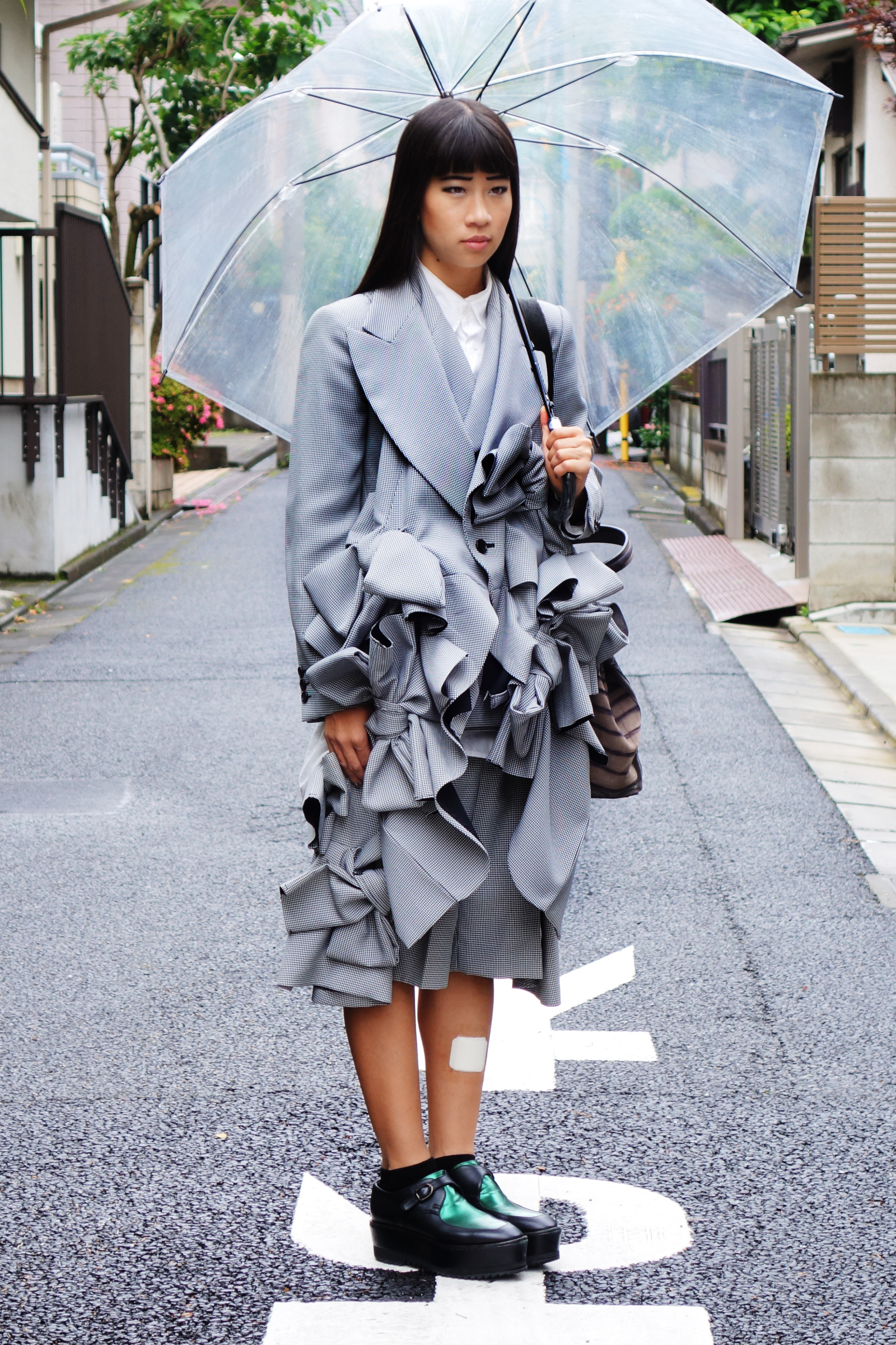 Comme des Garçons 'Inifinity of Tailoring