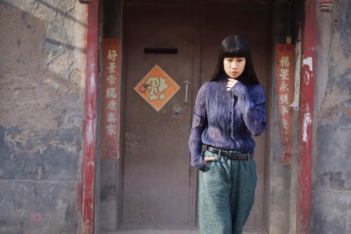Issey Miyake in Beijing