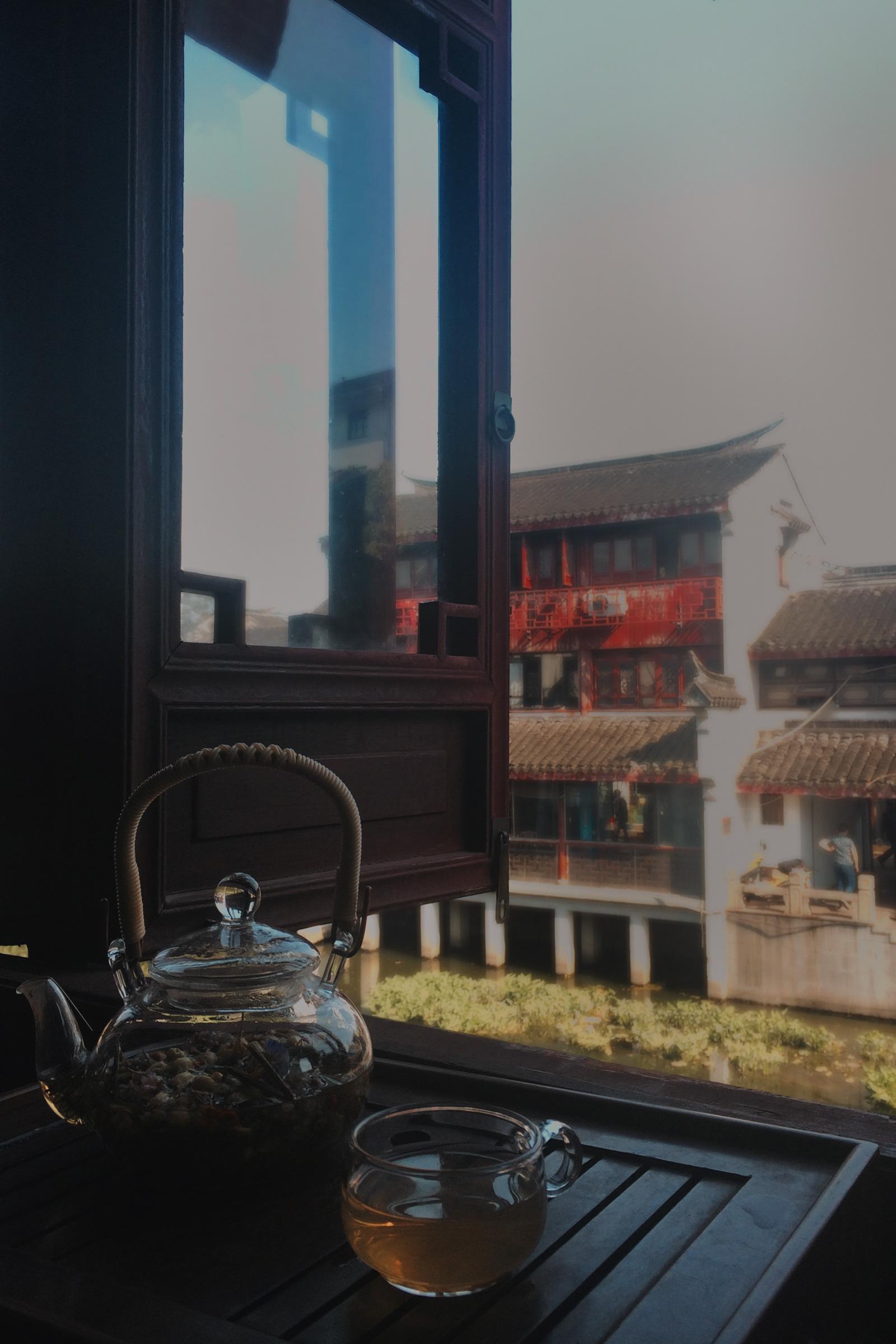 qibao-teahouse