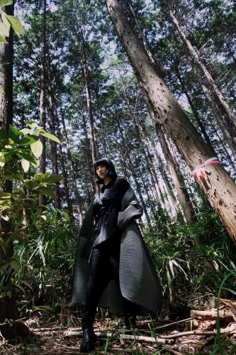 Issey Miyake Fushimi Inari
