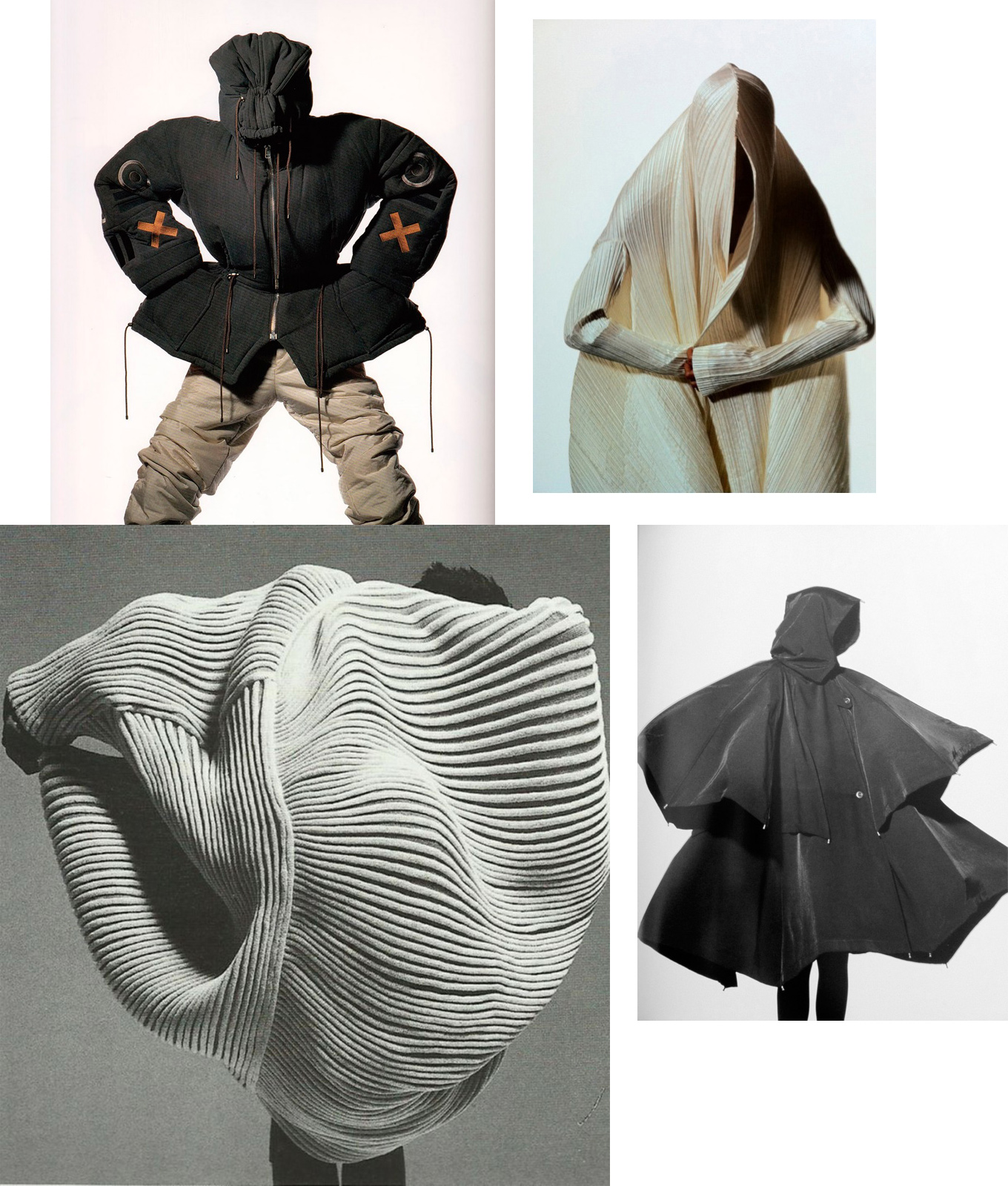 Issey Miyake, captured by Irving Penn