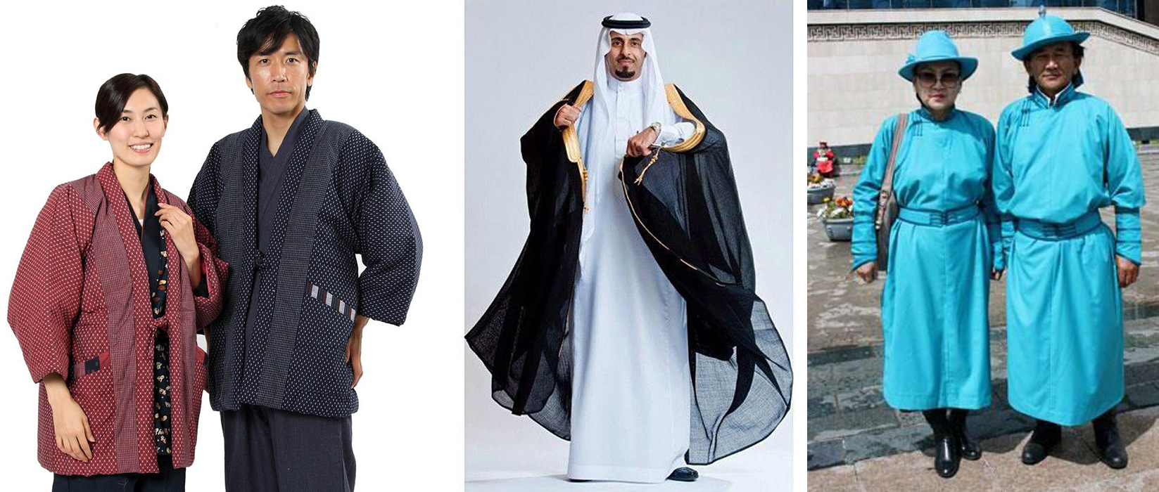 non-western-clothing